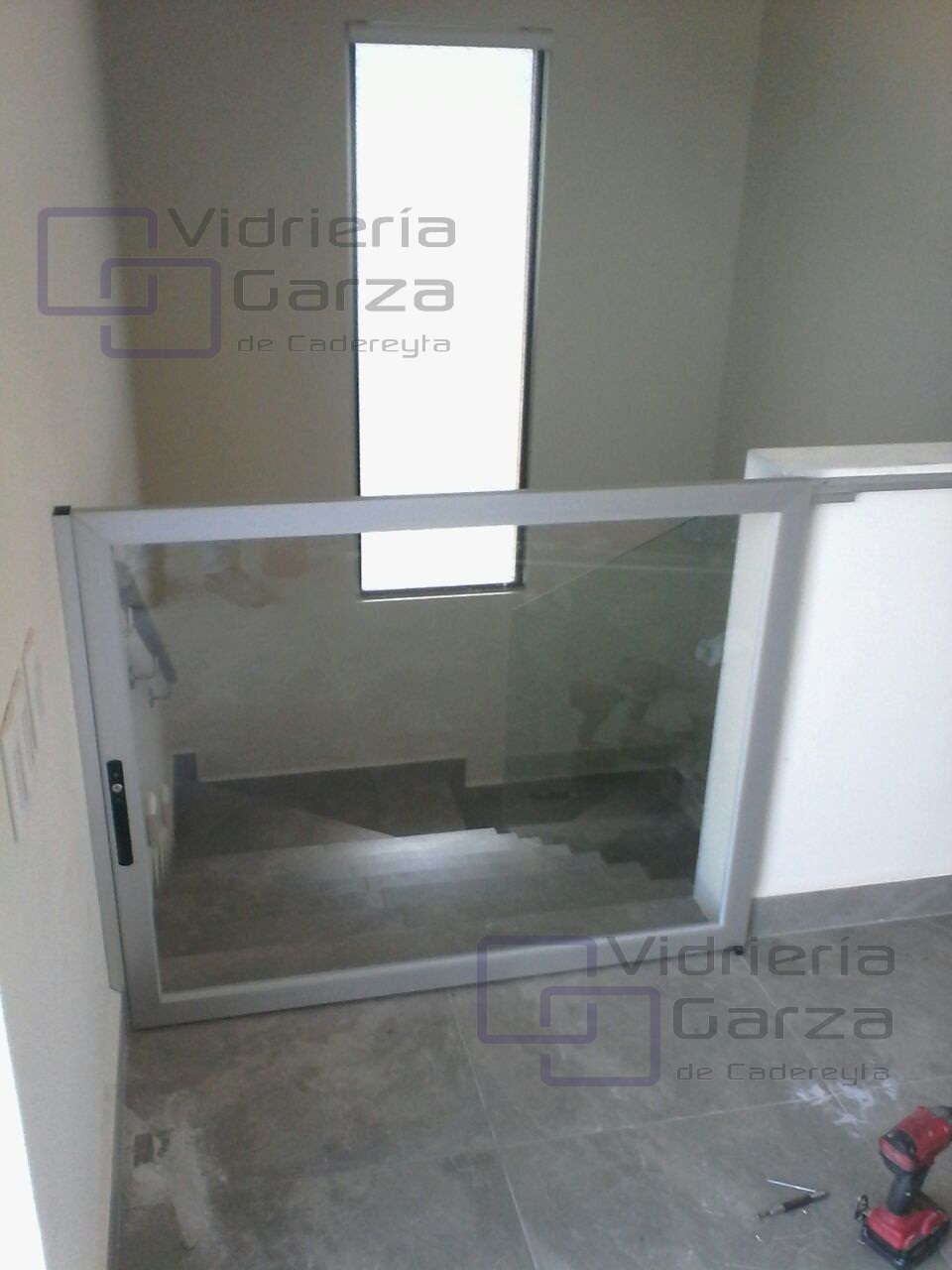 Linea panorama puerta corrediza para - Puertas para escaleras ...
